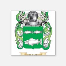 Kane Coat of Arms (Family Crest) Sticker