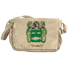 Kane Coat of Arms (Family Crest) Messenger Bag