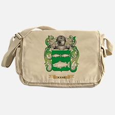 Kane Coat of Arms (Family Crest) Messenger Bag