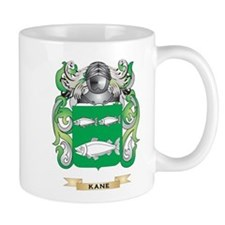 Kane Coat of Arms (Family Crest) Small Mug