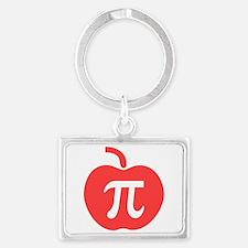 Apple Pi Keychains
