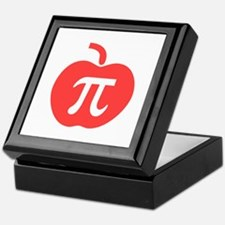 Apple Pi Keepsake Box