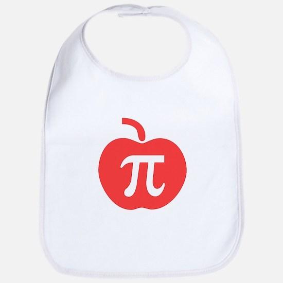 Apple Pi Bib