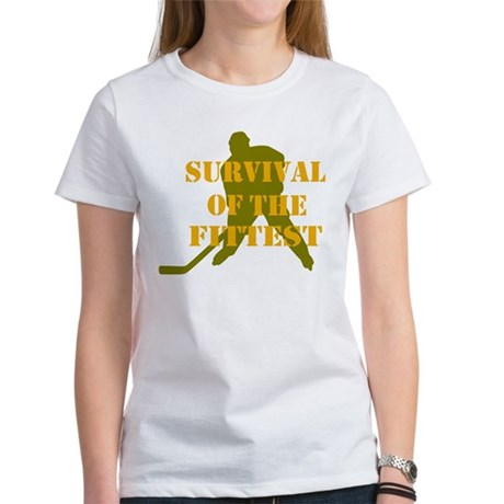 Survival of the Fittest Women's T-Shirt