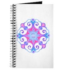 Pastels Floral Art Journal