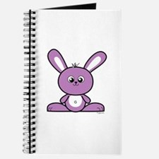 Purple Bunny Journal