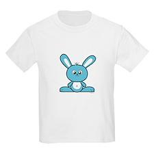 Blue Bunny Kids T-Shirt