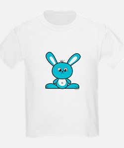 Blue Bunny Kids T-Shirt