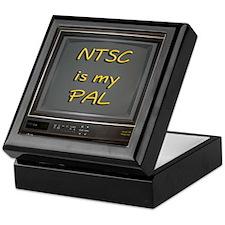 NTSC is my PAL Keepsake Box