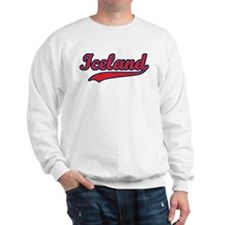 Retro Iceland Sweatshirt