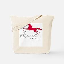 Alpha Mare Saying Tote Bag