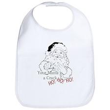 Santa Crack HO Bib