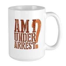 Breaking Bad: Am I Under Arrest Mug