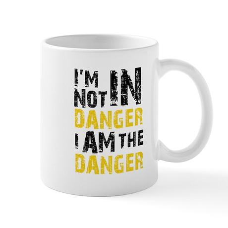 Breaking Bad: I am the Danger Mug