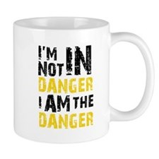Breaking Bad: I am the Danger Small Mugs