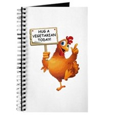 Hug A Vegetarian Today Journal
