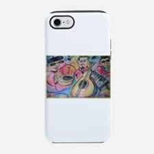 Band, music, art! iPhone 7 Tough Case