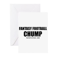 """CHUMP"" Greeting Cards (Pk of 10)"