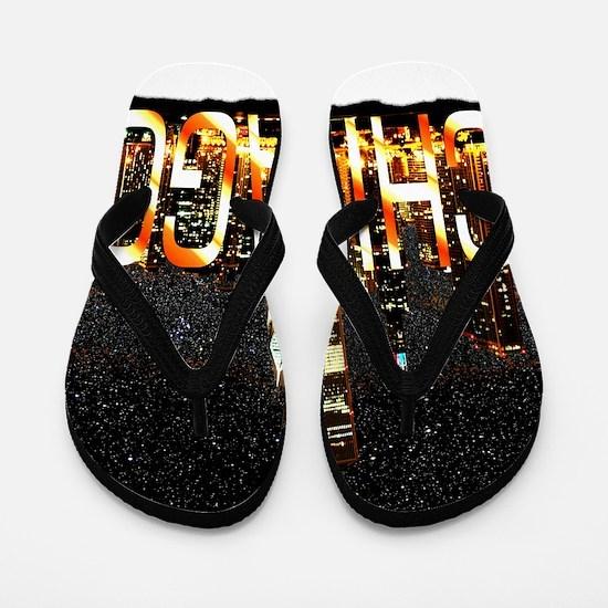 Chicago Flip Flops