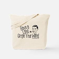 Save a Life! Tote Bag