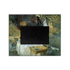 The Luncheon by Claude Monet Picture Frame