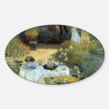 The Luncheon by Claude Monet Decal