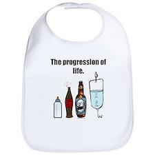 Progression of Life Bib