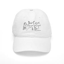 Dear Cancer... Baseball Cap