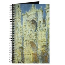 Rouen Cathedral by Claude Monet Journal