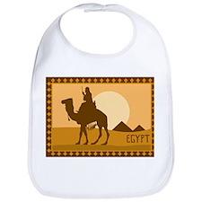 Egypt - Camels Bib