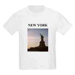 NEW YORK CITY 4 Kids T-Shirt