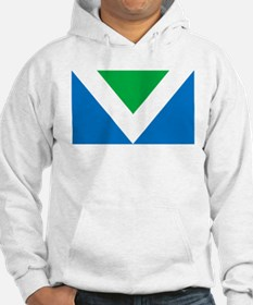 Vegan Flag Sweatshirt