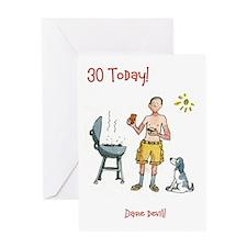 30 Today - dare devil
