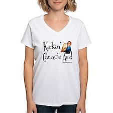 Kickin' Cancer's Ass! Shirt