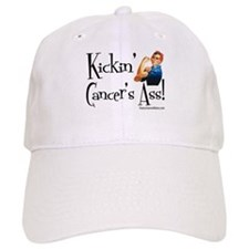 Kickin' Cancer's Ass! Baseball Cap