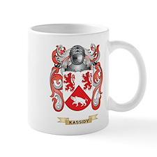 Kassidy Coat of Arms (Family Crest) Mug