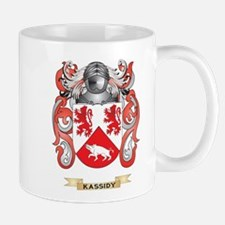 Kassidy Coat of Arms (Family Crest) Mug