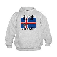 Iceland Rocks Kids Hoodie
