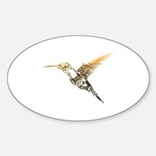 Industrial Hummingbird Decal