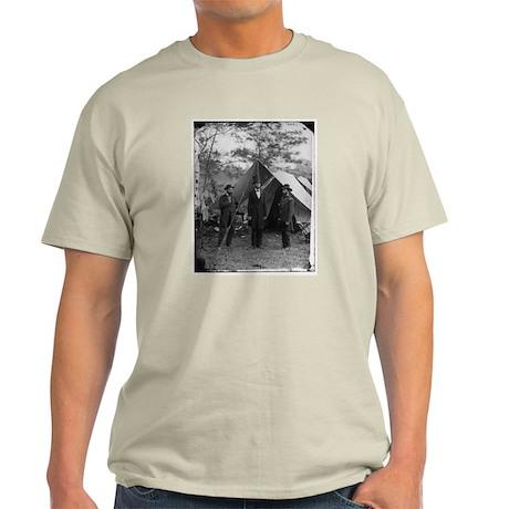 Lincoln by Brady Ash Grey T-Shirt