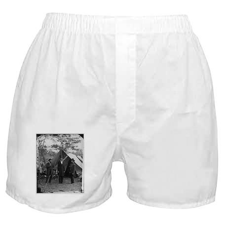 Lincoln by Brady Boxer Shorts