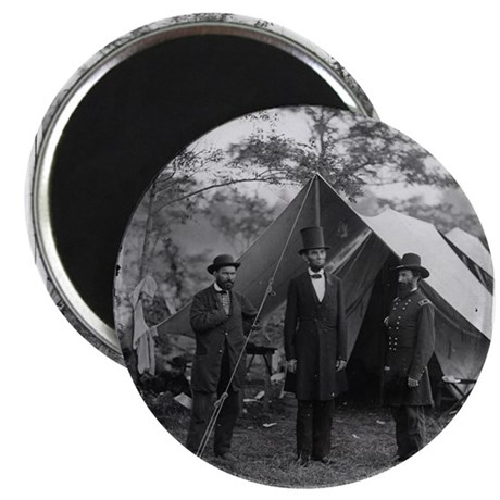"""Lincoln by Brady 2.25"""" Magnet (100 pack)"""