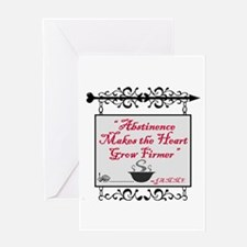 Abstinence Greeting Cards