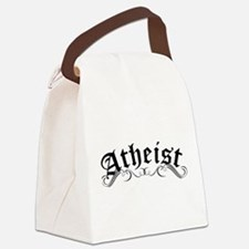 Atheist Canvas Lunch Bag