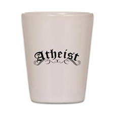 Atheist Shot Glass