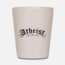 Atheist Shot Glass