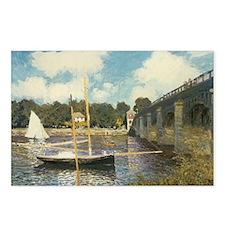 Highway Bridge by Claude  Postcards (Package of 8)