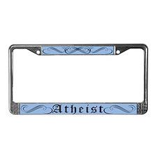 Atheist License Plate Frame