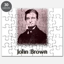 John Brown w text Puzzle