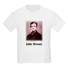 John Brown w text T-Shirt